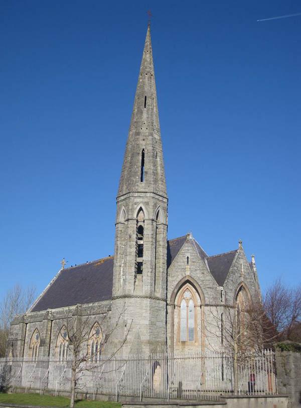 1872 – Holy Trinity Church, Westport, Co. Mayo