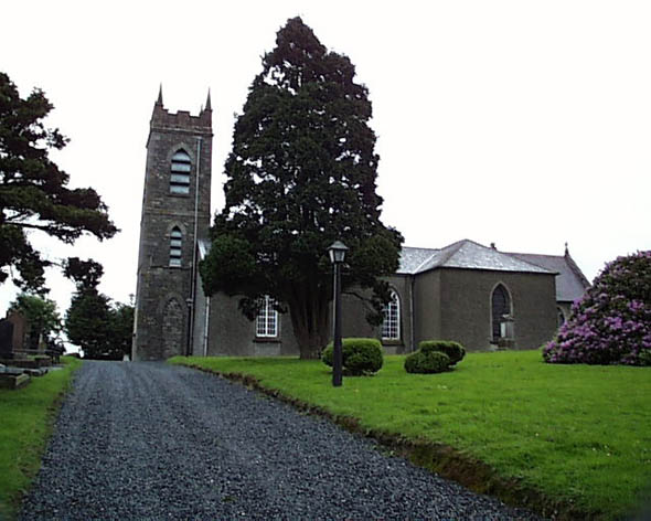 1881 &#8211; Christ Church of Ireland, Ballybay, Co. Monaghan