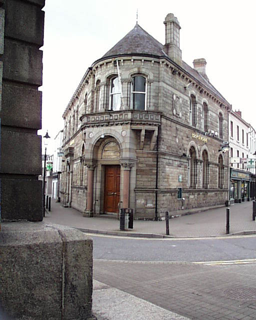 1875 &#8211; Bank of Ireland, Monaghan, Co. Monaghan