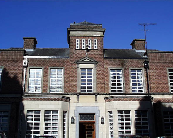 1917 &#8211; Former Bone Hospital, Monaghan, Co. Monaghan