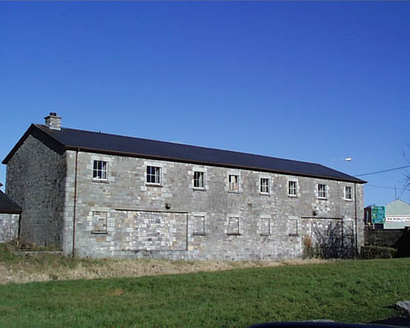 1836 – Ulster Canal Stores, Monaghan, Co. Monaghan
