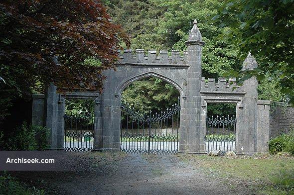 1812 – Castle Leslie Gothic Gateway, Glaslough, Co. Monaghan