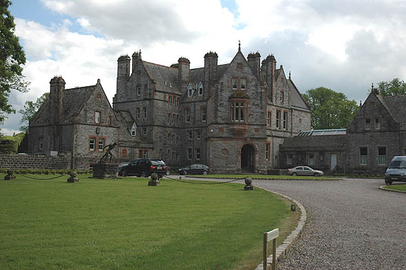 1870 – Castle Leslie, Glaslough, Co. Monaghan