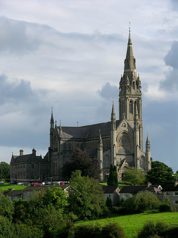 1891- St Macartan&#8217;s Cathedral, Monaghan, Co. Monaghan