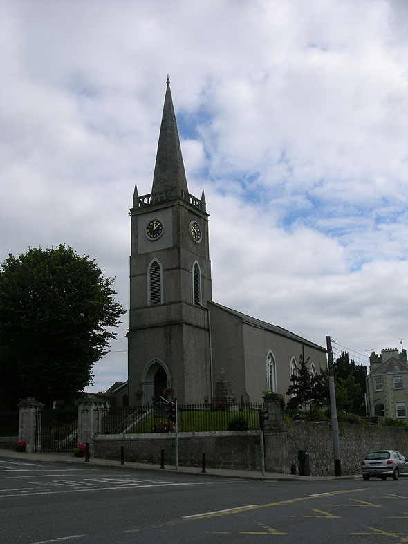 1789 – St. Finbarr's Church of Ireland, Carrickmacross, Co. Monaghan