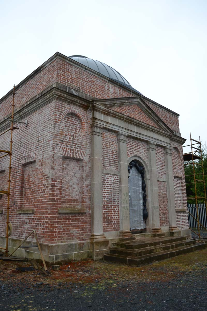 1770 – Lady Anne Temple, Dartrey, Co. Monaghan