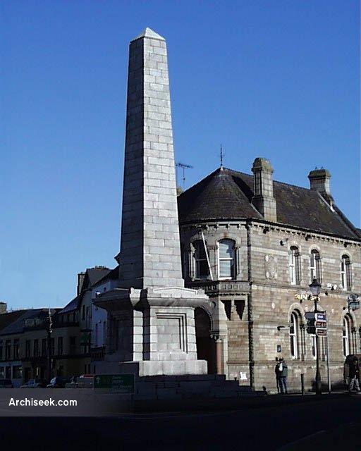 1857 – Dawson Monument, Monaghan, Co. Monaghan
