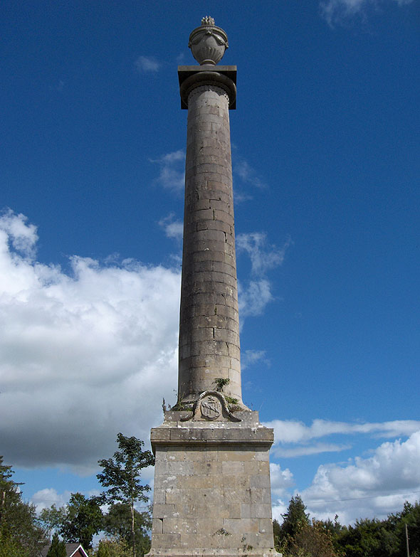 1809 &#8211; Dawson Monument, Rockcorry, Co. Monaghan