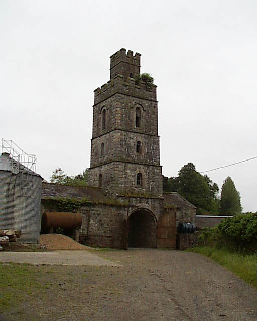 1835 &#8211; Hilton Park Dovecote, Clones, Co. Monaghan