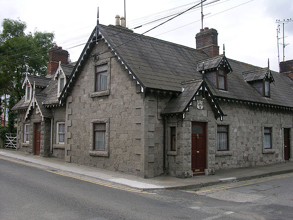 1913 &#8211; Houses, Carrickmacross, Co. Monaghan