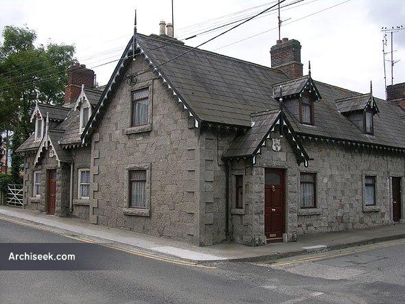1913 – Houses, Carrickmacross, Co. Monaghan