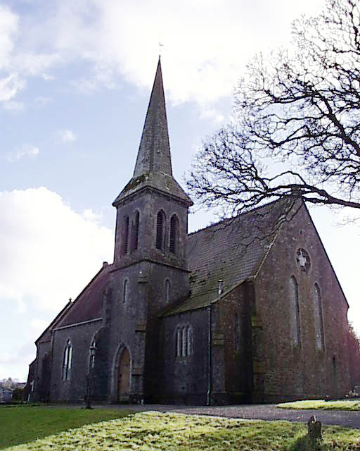 1858 &#8211; Church of Ireland, Killeevan, Co. Monaghan