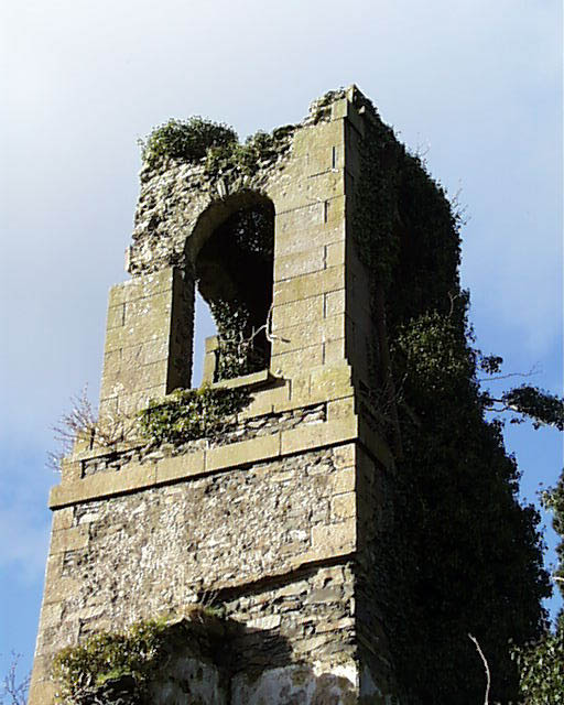 1790 – Former St. Luke's Church of Ireland, Killeevan, Co. Monaghan