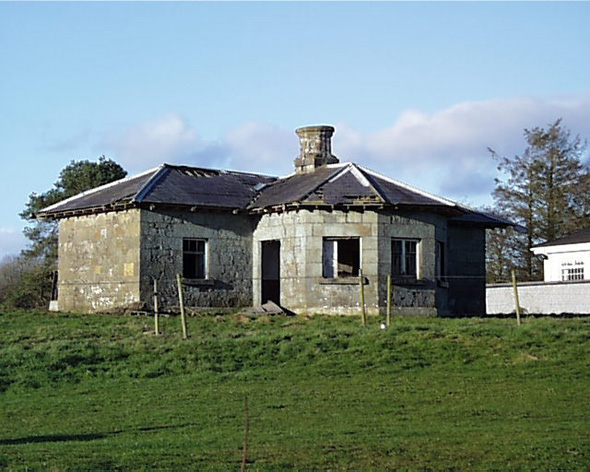 1840 – Lock Keeper's Cottage, Templetate Lock, Smithborough, Co. Monaghan