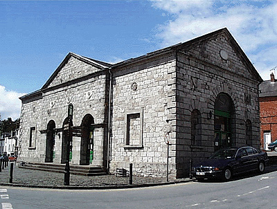 1792 &#8211; Market House, Monaghan, Co. Monaghan