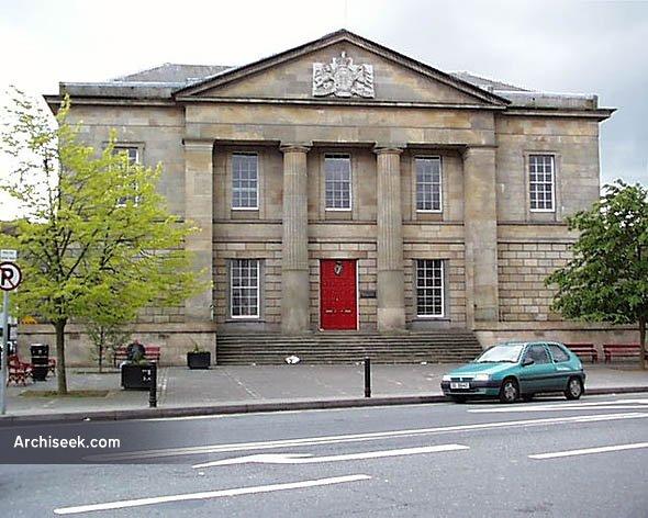 1829 – Courthouse, Monaghan, Co. Monaghan