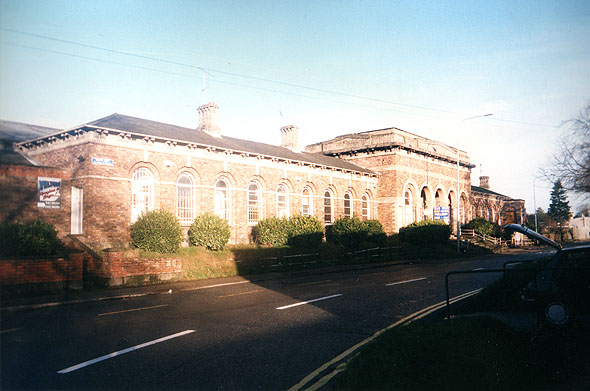 1860 &#8211; Former Great Northern Railway Station, Monaghan, Co. Monaghan