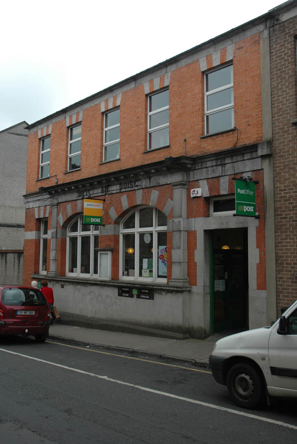 1907 &#8211; Post Office, Monaghan, Co. Monaghan