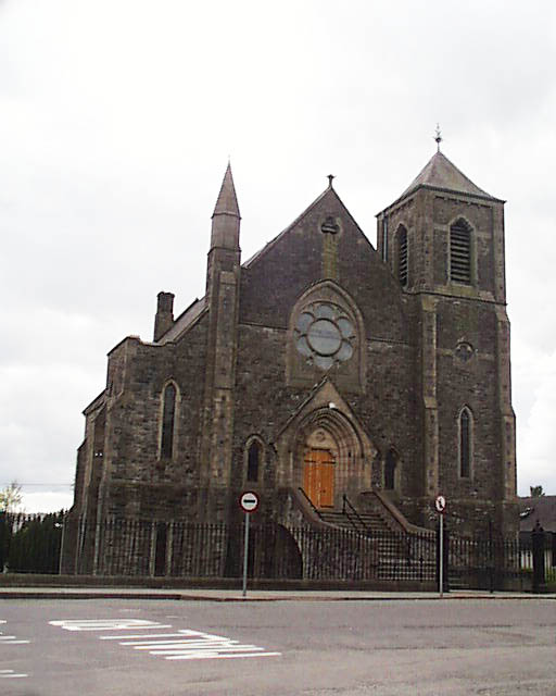 1900 &#8211; First Presbyterian Church, Monaghan, Co. Monaghan