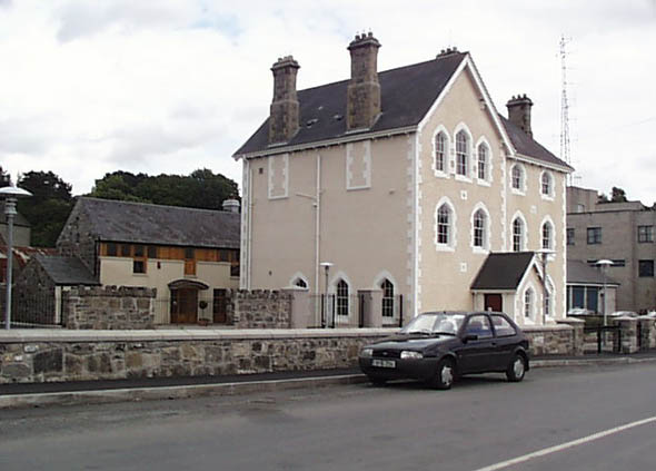 1850 &#8211; Former Garda Station, Monaghan, Co. Monaghan