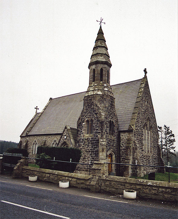 1855 &#8211; St. James Church of Ireland, Rockcorry, Co. Monaghan