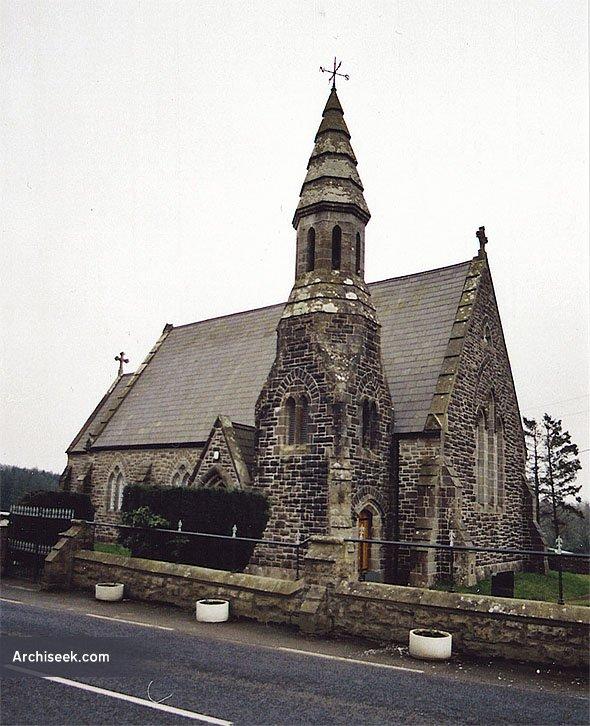 1855 – St. James Church of Ireland, Rockcorry, Co. Monaghan