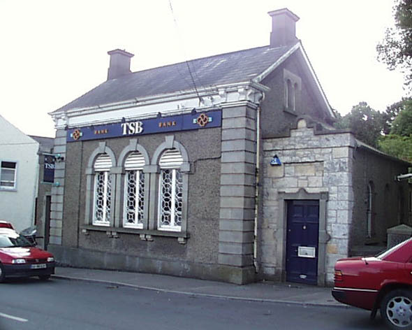 1855 – Former Savings Bank, Monaghan, Co. Monaghan