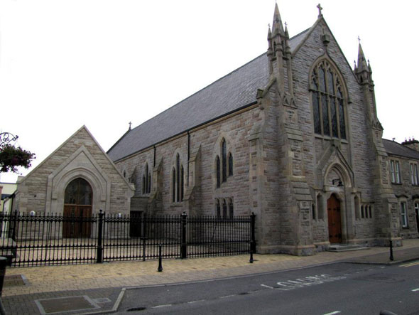 1900 &#8211; St. Joseph&#8217;s Church, Park St., Monaghan