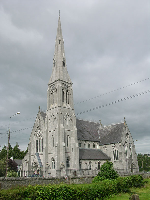 1867 – St. Joseph's Church, Carrickmacross, Co. Monaghan