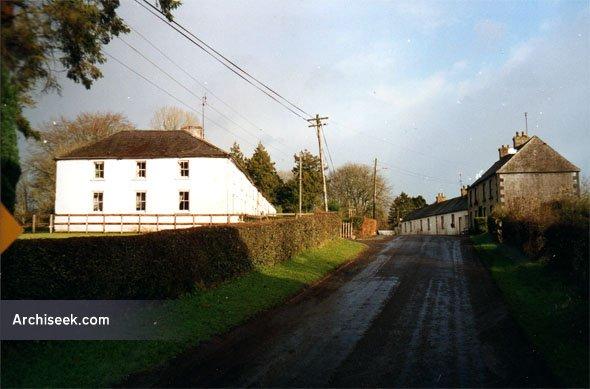 19th C. Mullan Village, Co. Monaghan