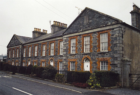 1847 – Widow's Almshouses, Rockcorry, Co. Monaghan