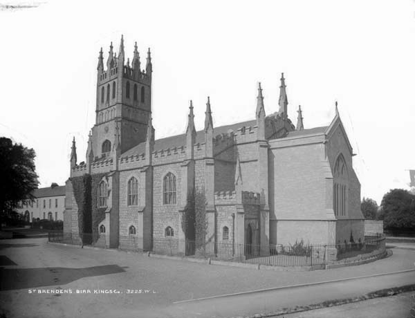 1815 – St. Brendan's Church of Ireland, Birr, Co. Offaly