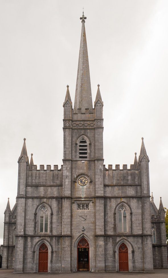 1824 – St. Brendan's Church, Birr, Co. Offaly