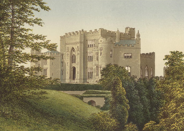 1803 &#8211; Birr Castle, Co. Offaly