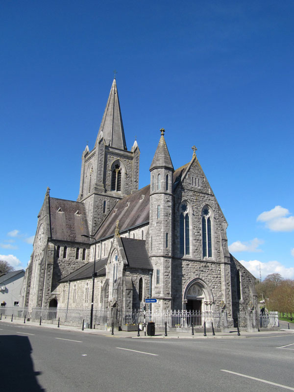 1881 &#8211; St Brigid&#8217;s Church, Clara, Co. Offaly