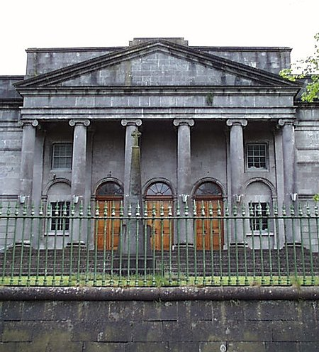 1835 – Courthouse, Tullamore, Co. Offaly