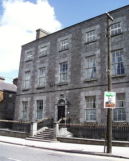 1789 &#8211; House, High Street, Tullamore, Co. Offaly
