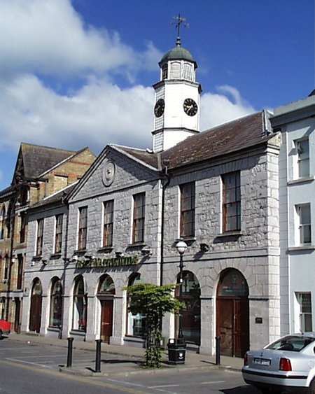 1789 – Market House, Tullamore, Co. Offaly