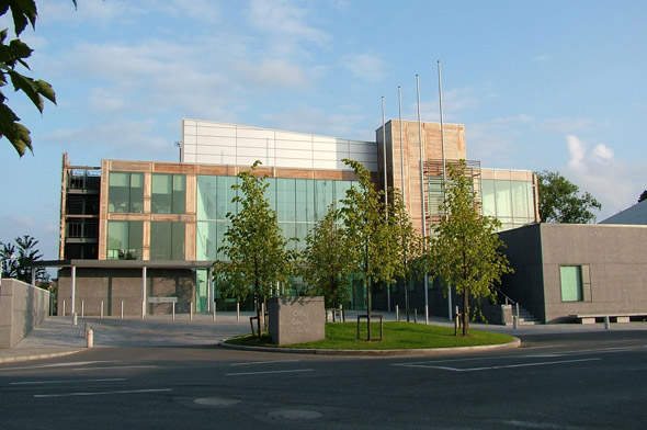 2002 – Offaly County Hall, Tullamore, Co. Offaly