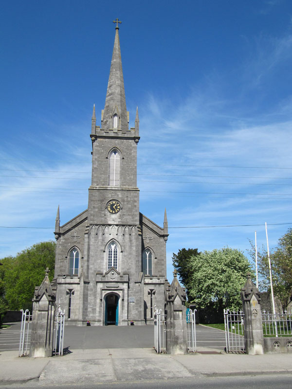 1840s &#8211; St Michael&#8217;s Church, Portarlington, Co. Laois