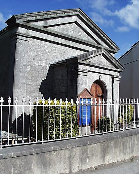 1865 &#8211; Presbyterian Church, Tullamore, Co. Offaly