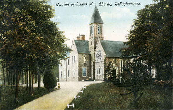 1876 &#8211; Convent of the Sisters of Charity, Ballaghaderreen, Co. Roscommon