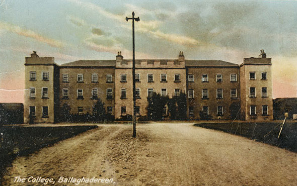 1830 – St. Nathy's College, Ballaghaderreen, Co. Roscommon