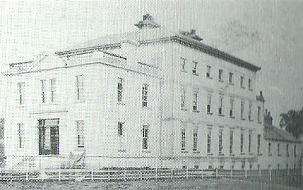 1790s – Castlerea House, Castlerea, Co. Roscommon