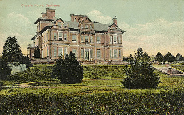 1878 – Clonalis House, Castlerea, Co. Roscommon