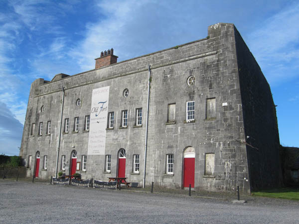 1814 – Barrack Block, Tete-De-Pont, Shannonbridge, Co. Roscommon