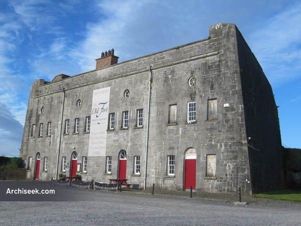 1814 – Barrack Block, Tete-De-Pont, Shannonbridge, Co. Roscommon