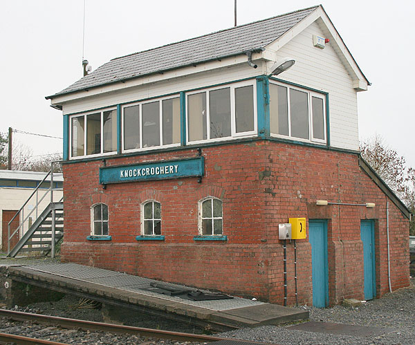 1860 – Signal Box, Knockcroghery, Co. Roscommon
