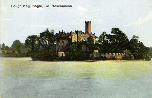 1822 – Lough Key Castle, Boyle, Co. Roscommon