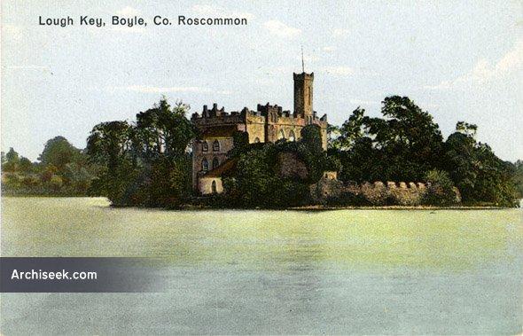 1822 – Lough Key Castle, Boyle, Co. Roscommon